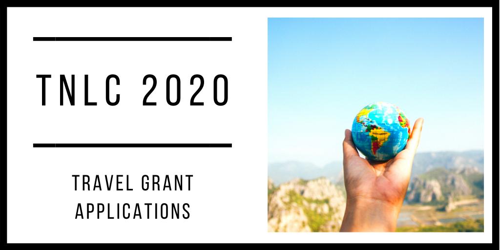 Travel Grants for TNLC2020