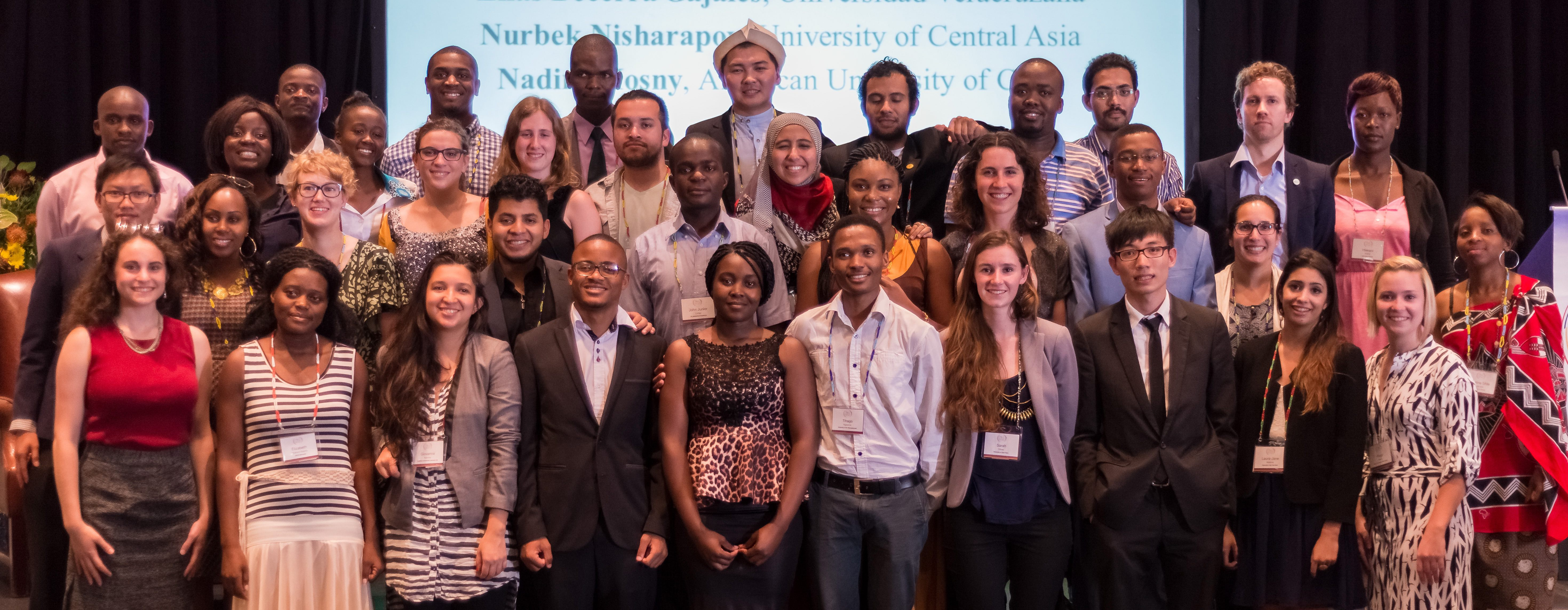 Global Young Leaders Program Launched in Partnership with the Mastercard Foundation