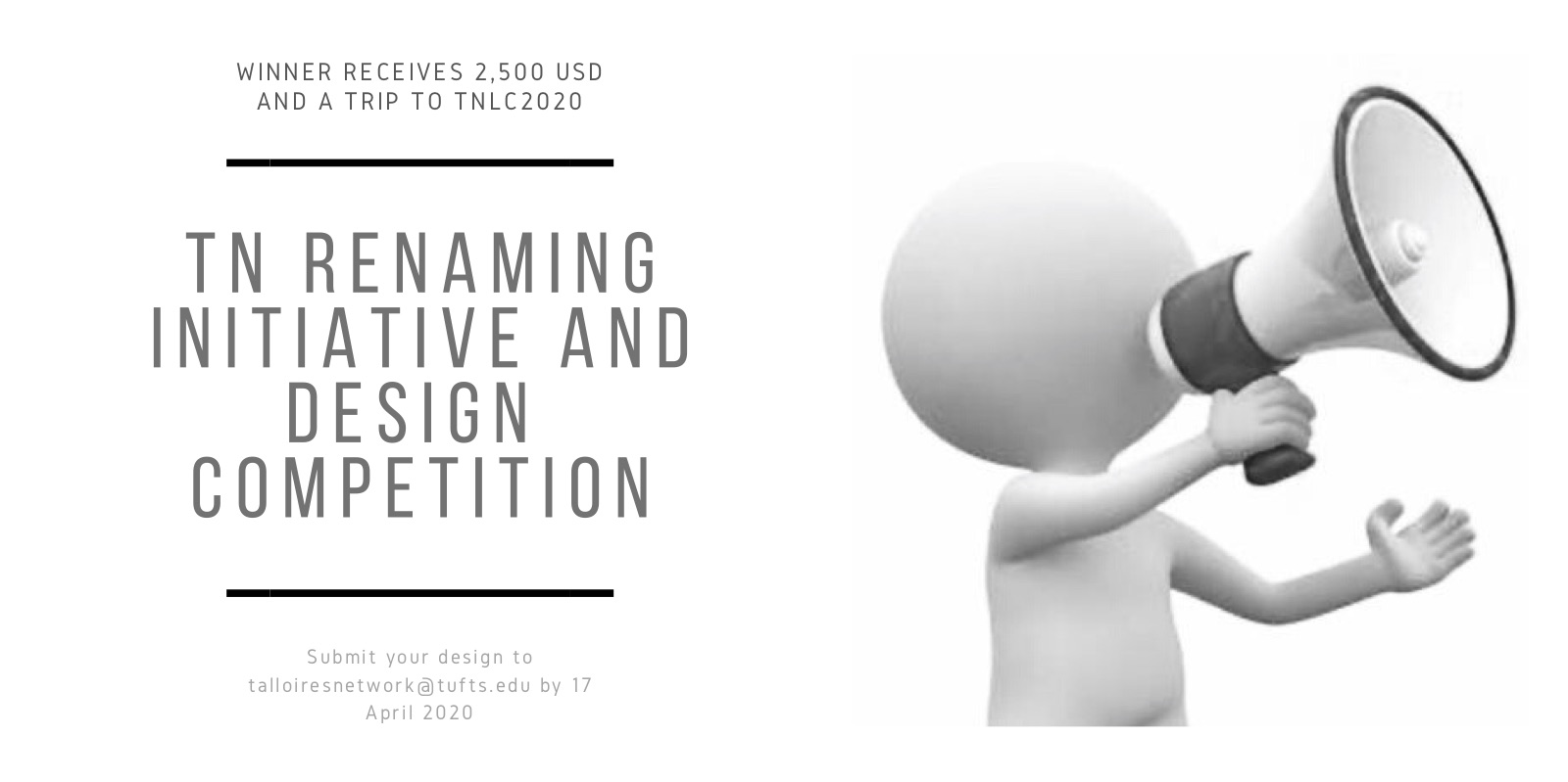 Talloires Network Renaming Initiative Design Competition 2020