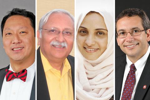 New Steering Committee Members 2017