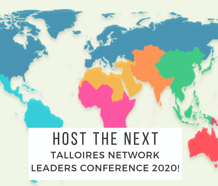 Host the next Talloires Network Leaders Conference 2020!