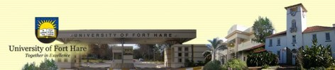 Fort Hare header