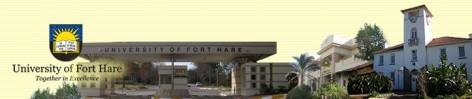 Fort Hare header