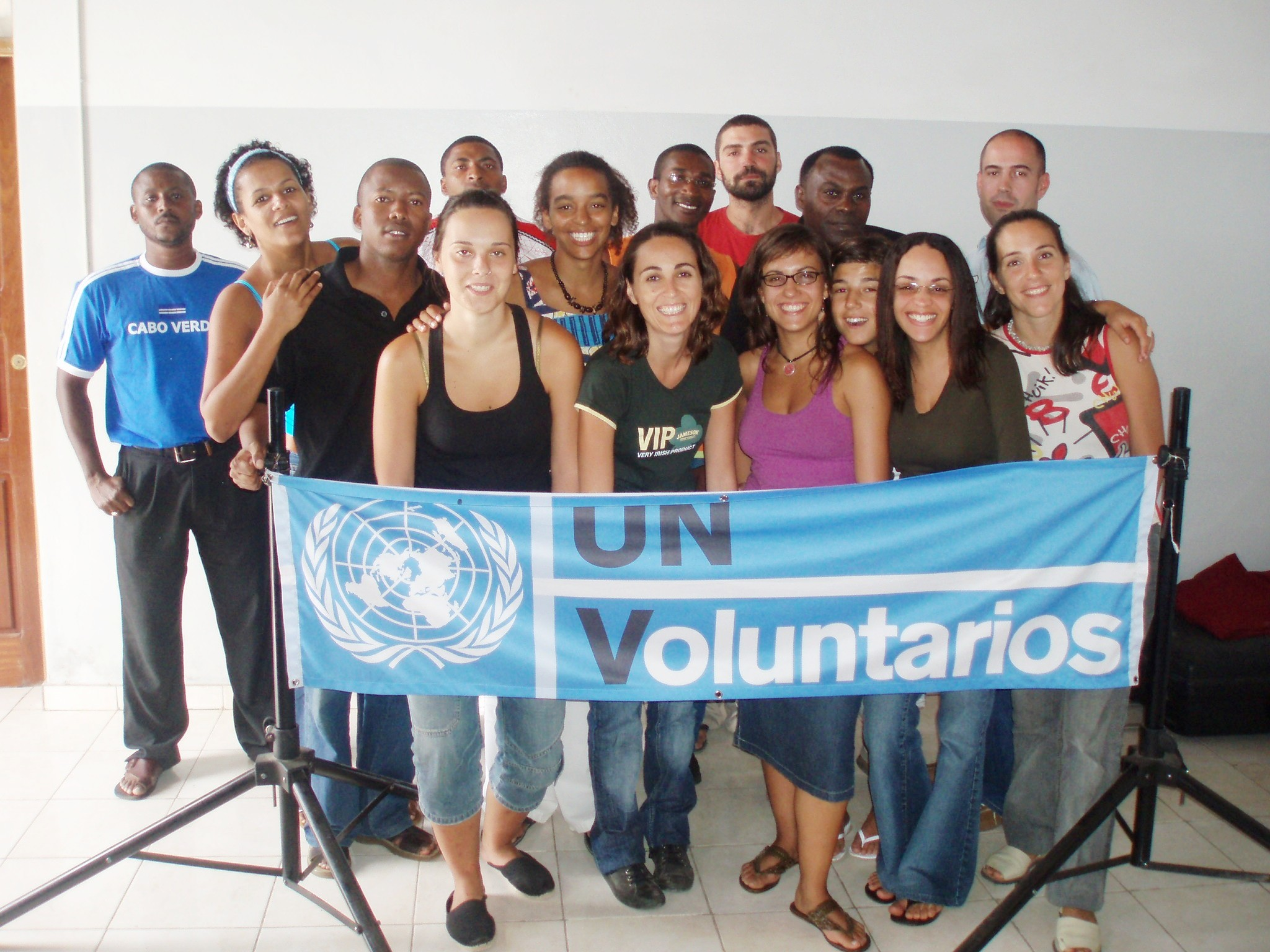 UAM Spanish Volunteers