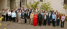 Institution heads in Talloires 2005