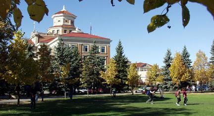 Manitoba campus