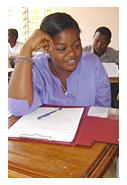 Mzumbe student