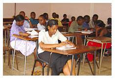 Mzumbe students