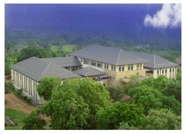 Rajarata University building
