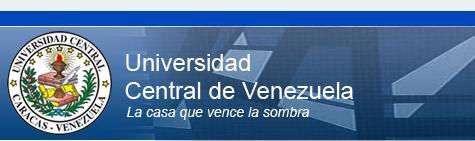 UCVenezuela Header