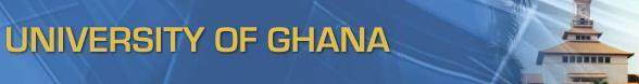 U of Ghana Header