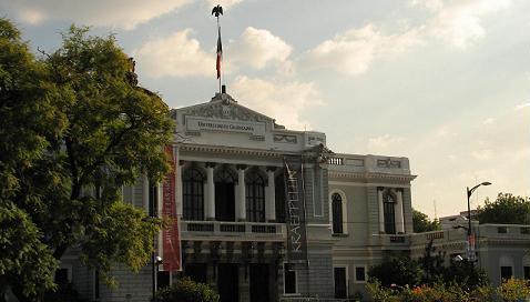 Universidad de Guadalajara (Mexico) - The Talloires Network