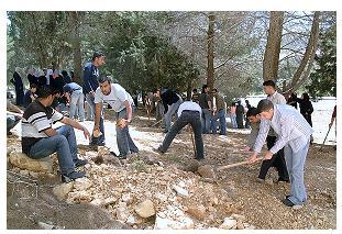 BZU Community Work Program