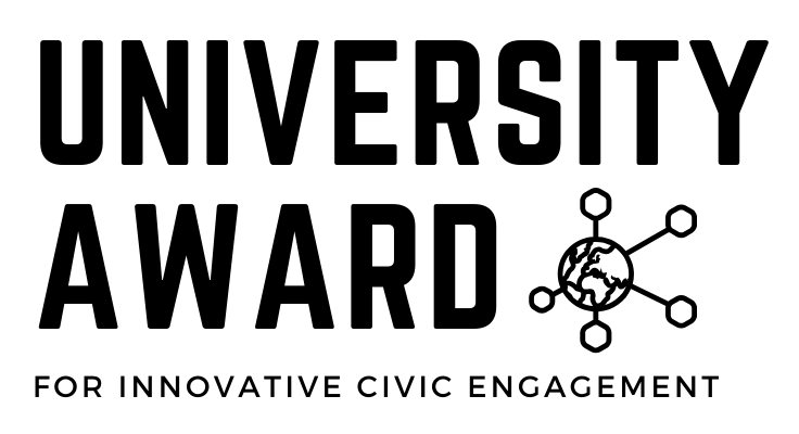 Announcing the University Award for Innovative Civic Engagement